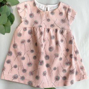 Zara dandelion dress